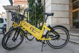 LLegas desde Valencia a Cullera y hay un servicio de alquiler de bicicletas en Cullera sencillo y económico para moverte