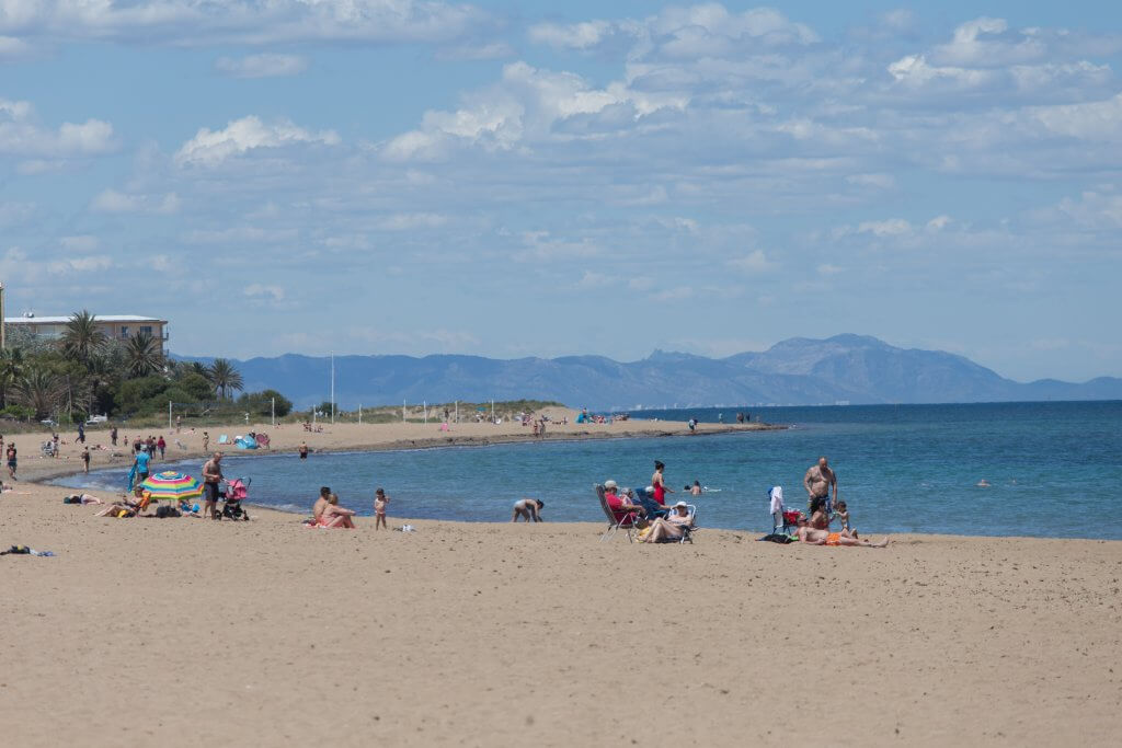 playa del Raset - Denia - beach houses valencia.
