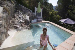 casa rural con piscina en castellon
